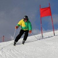 Аркадий :: skijumper Иванов