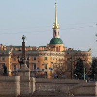 Инженерный замок :: Нина Макеева