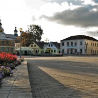 В уездном городе N. :: Leonid Voropaev