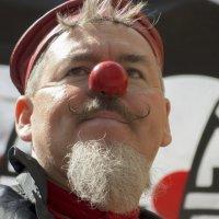 Клоун :: Алексей Руднев