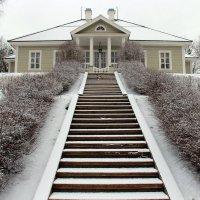 Весенний снег. :: Нина Бурченкова.