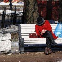 Утомлённая солнцем :) :: Виктор Никитенко