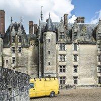 замок Ланже (chateau de Langeais) :: Георгий