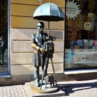 Памятник фотографу. :: Aлександр **