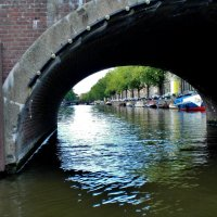 Амстердам  ..город каналов... :: backareva.irina Бакарева