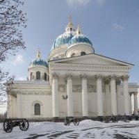 Троицкий собор :: Наталья Левина