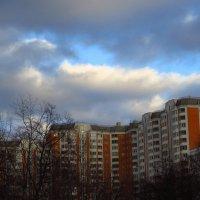 Весеннее небо :: Андрей Лукьянов