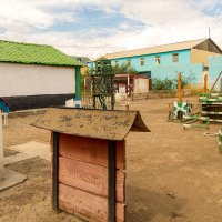 Мини погранзастава в Улаангоме :: Сергей Карцев