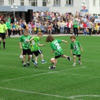 Турнир по детсадовскому футболу :: Лидия (naum.lidiya)