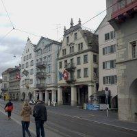 Цюрих. Швейцария. :: Олег Кузовлев