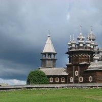 Преображенская церковь в Кижах :: Надежда