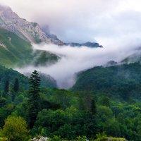 Туман на Армянском перевале :: Роман Приходько