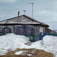 Деревенский дом :: Светлана Рябова-Шатунова