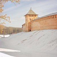 Великий Новгород. Кремль. :: Юлия Новикова