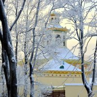 Китайская деревня :: Сергей