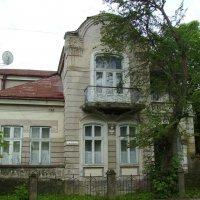 Жилой   дом   в   Надворной :: Андрей  Васильевич Коляскин