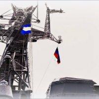 Арктика. Россия. Флажный сигнал... :: Кай-8 (Ярослав) Забелин