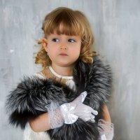 Маленькая леди :: Евгения Сенченко