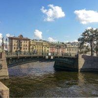 Первый Инженерный мост. Санкт-Петербург. :: Олег Кузовлев