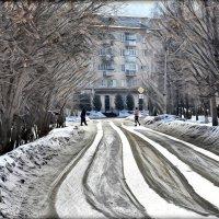 Колея.. :: Александр Шимохин