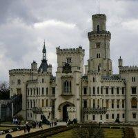 Замок Глубока над Влтавой, Чехия :: IURII
