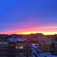 Краски заката :: Алла ZALLA