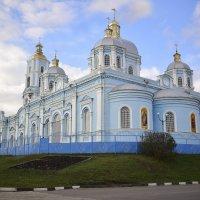 Храм Рождества Пресвятой Богородицы 1883 год :: Елена Иванова