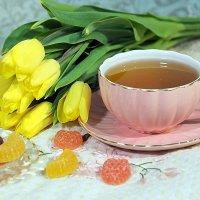 С тюльпанами :: * vivat.b *