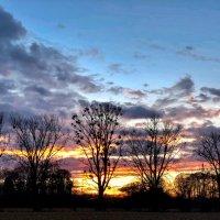 Краски заката :: Eugen Pracht