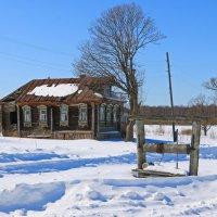 Старый колодец. :: Ирина Нафаня