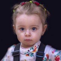 маленькая девочка :: Аркадий Баринов