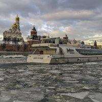 начало марта на реке. :: Viacheslav Birukov