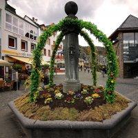 Цветочный фонтанчик :: Alexander Andronik