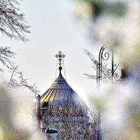 Москва пасхальная :: олег свирский