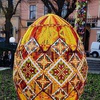 Писанка декоративна з лози :: Степан Карачко