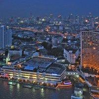 Ночной Бангкок :: ИРЭН@ Комарова