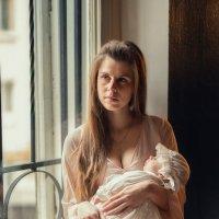 Портрет мама с ребенком :: Александр Орлов