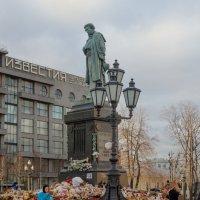 Страстная Пятница. Москва. :: Александра