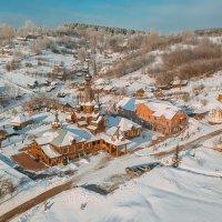 Аэросъемка Новокузнецк :: Юрий Лобачев