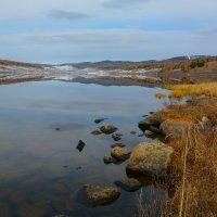 Тишина на озере. :: Валерий Медведев