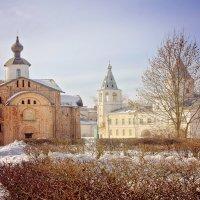 Великий Новгород. Ярославово дворище. :: Юлия Новикова