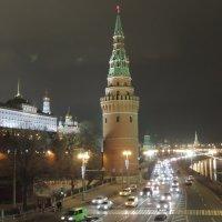 Вечерняя Москва :: Вячеслав Маслов