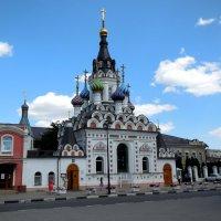 Храм Утоли моя печали :: Надежда