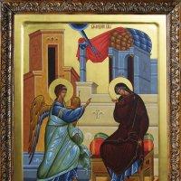 Благовещение Пресвятой  Богородицы - Лазарева Субота :: Aleks Ben Israel