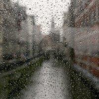 В Амстердаме опять дождь... :: Маргарита