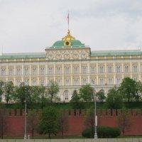 Большой Кремлёвский дворец :: Дмитрий Никитин