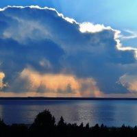 Чухломское озеро... :: Елена Майорова