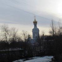 Вид на храм :: Митя Дмитрий Митя