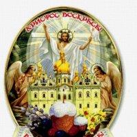 Христос воскрес друзья фотографы ! :: игорь