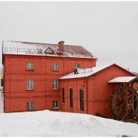 Старая водяная мельница. :: Sergey (Apg)